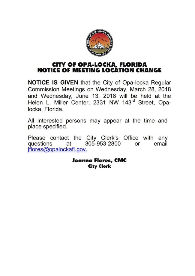 Notice of Meeting Location Change.jpg