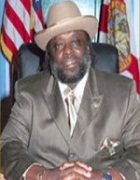 Commissioner Timothy Holmes